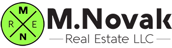 Mike Novak Real Estate Logo